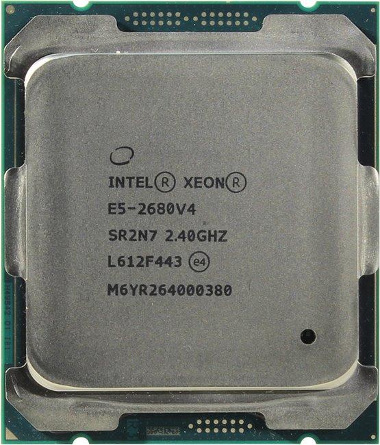 Процессор Lenovo Intel Xeon E5-2680 v4 14C 2 4GHz 35MB Cache